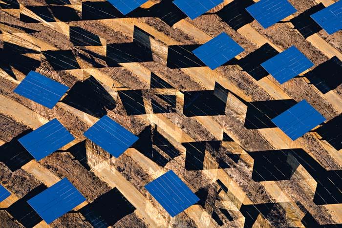 Plantas termoeléctricas de energía solar en Sanlúcar la Mayor