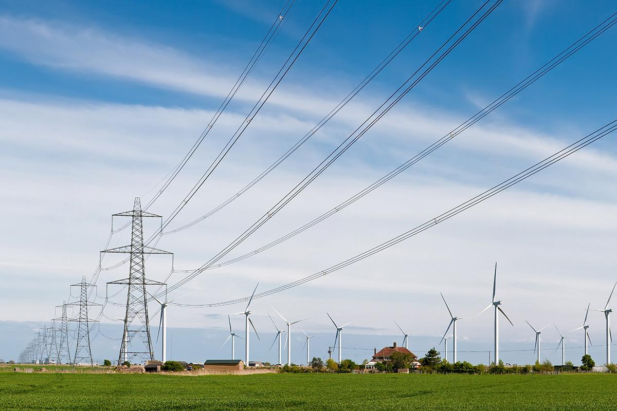 Mejorar la red eléctrica