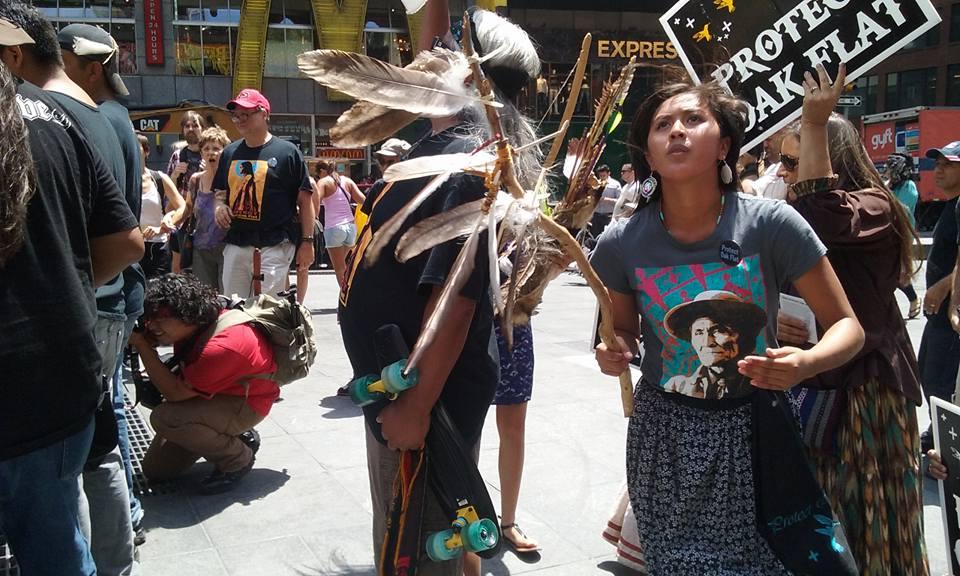 Ayudemos al pueblo apache