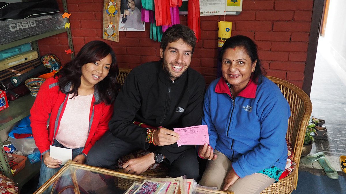 Resumen de las ayudas a Nepal