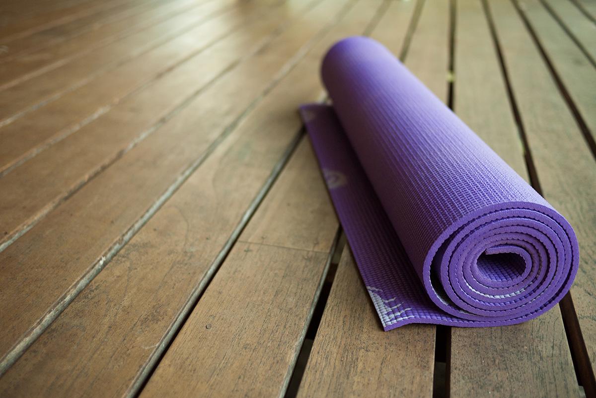 volver a yoga